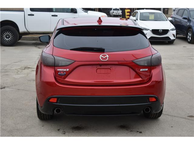 2016 Mazda Mazda3 GT (Stk: pp398) in Saskatoon - Image 5 of 23
