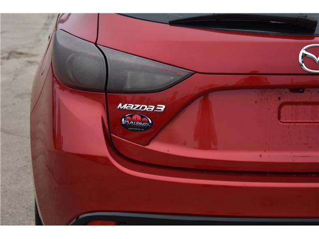 2016 Mazda Mazda3 GT (Stk: pp398) in Saskatoon - Image 7 of 23
