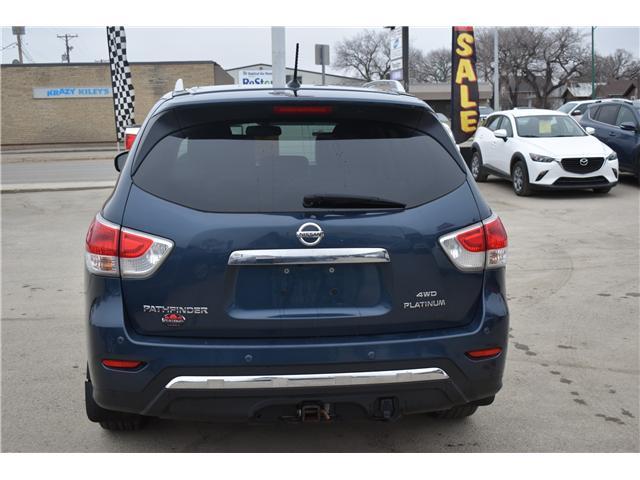 2013 Nissan Pathfinder SL (Stk: PP404) in Saskatoon - Image 5 of 29