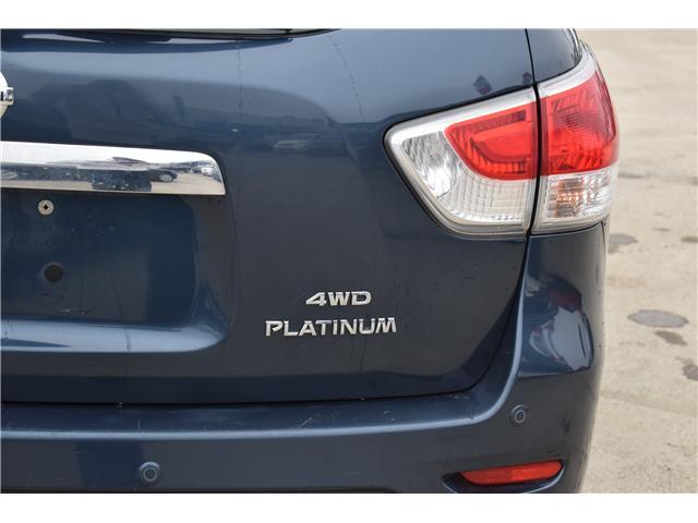 2013 Nissan Pathfinder SL (Stk: PP404) in Saskatoon - Image 9 of 29