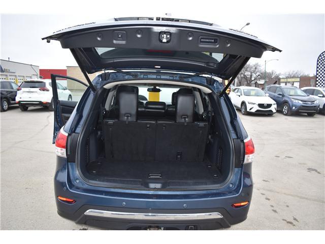 2013 Nissan Pathfinder SL (Stk: PP404) in Saskatoon - Image 27 of 29