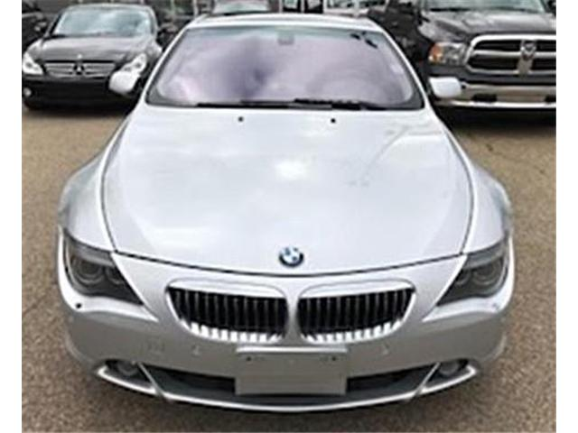 2005 BMW 645 ci (Stk: P0915) in Edmonton - Image 1 of 10