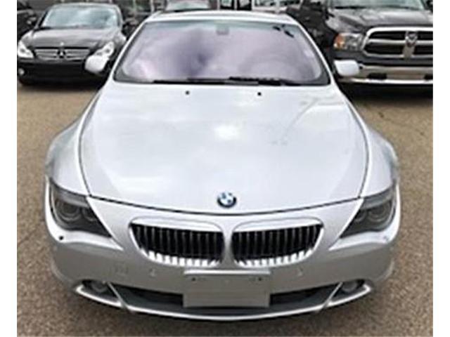 2005 BMW 645 ci (Stk: P0915) in Edmonton - Image 1 of 10
