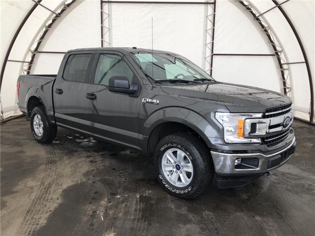 2018 Ford F-150  (Stk: IU1360R) in Thunder Bay - Image 1 of 13