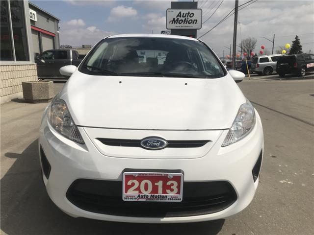 2013 Ford Fiesta SE (Stk: 19323) in Chatham - Image 4 of 17