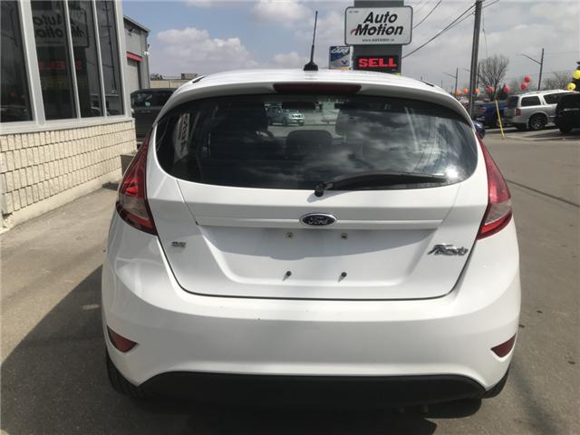 2013 Ford Fiesta SE (Stk: 19323) in Chatham - Image 5 of 17