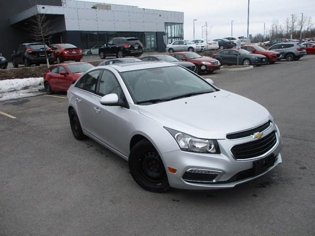 2016 Chevrolet Cruze Limited 1LT (Stk: 2082A) in Ottawa - Image 1 of 19