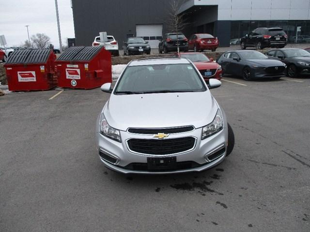 2016 Chevrolet Cruze Limited 1LT (Stk: 2082A) in Ottawa - Image 9 of 20