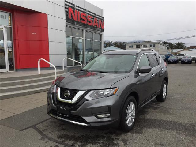 2019 Nissan Rogue SV (Stk: N95-6033) in Chilliwack - Image 1 of 17