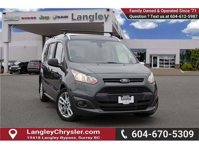 2016 Ford Transit Connect XLT (Stk: EE902050) in Surrey - Image 1 of 26