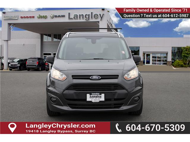 2016 Ford Transit Connect XLT (Stk: EE902050) in Surrey - Image 2 of 26