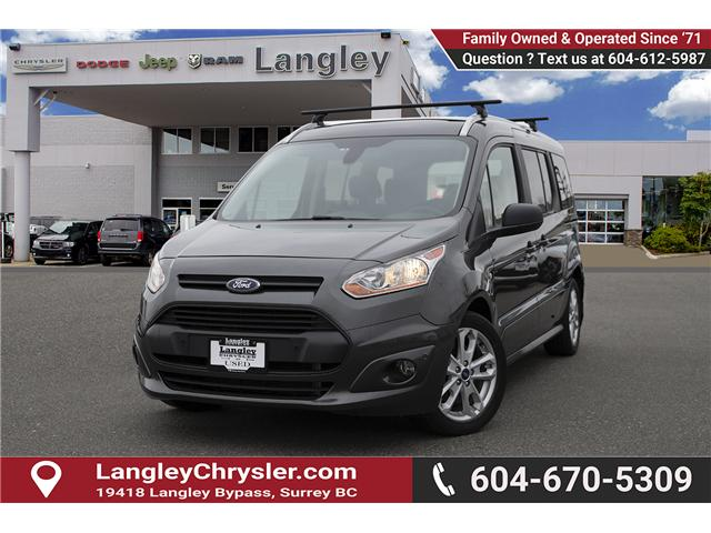 2016 Ford Transit Connect XLT (Stk: EE902050) in Surrey - Image 3 of 26