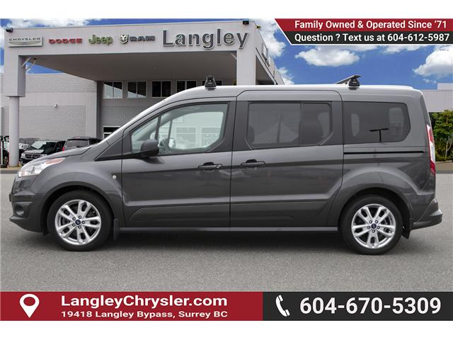 2016 Ford Transit Connect XLT (Stk: EE902050) in Surrey - Image 4 of 26