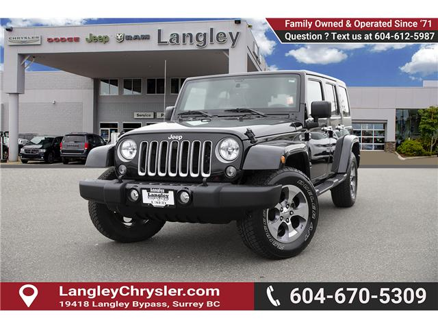 2016 Jeep Wrangler Unlimited Sahara (Stk: K586701A) in Surrey - Image 3 of 24