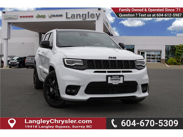 2017 Jeep Grand Cherokee SRT (Stk: K718987A) in Surrey - Image 1 of 26