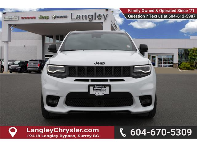 2017 Jeep Grand Cherokee SRT (Stk: K718987A) in Surrey - Image 2 of 26