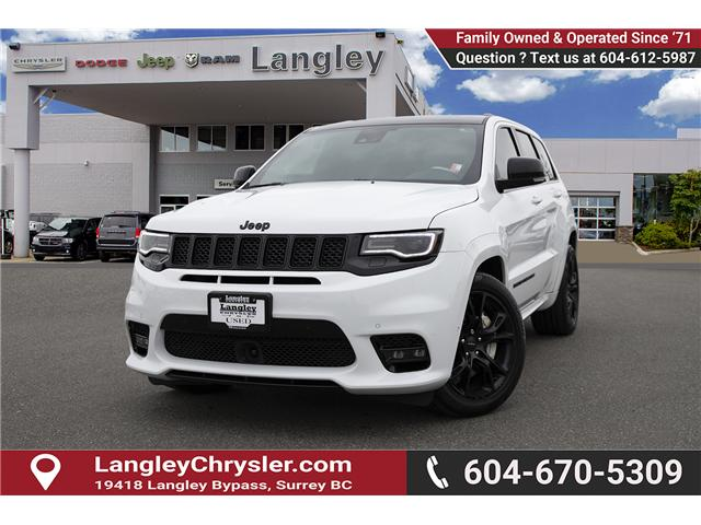 2017 Jeep Grand Cherokee SRT (Stk: K718987A) in Surrey - Image 3 of 26
