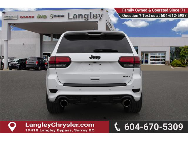 2017 Jeep Grand Cherokee SRT (Stk: K718987A) in Surrey - Image 5 of 26