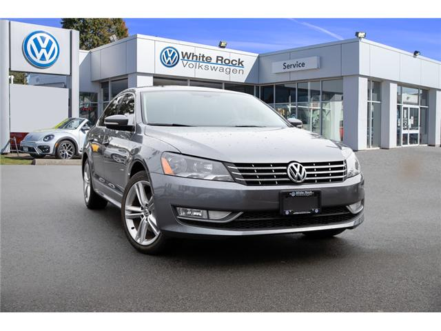 2015 Volkswagen Passat 1.8 TSI Highline (Stk: JT106660A) in Vancouver - Image 1 of 28