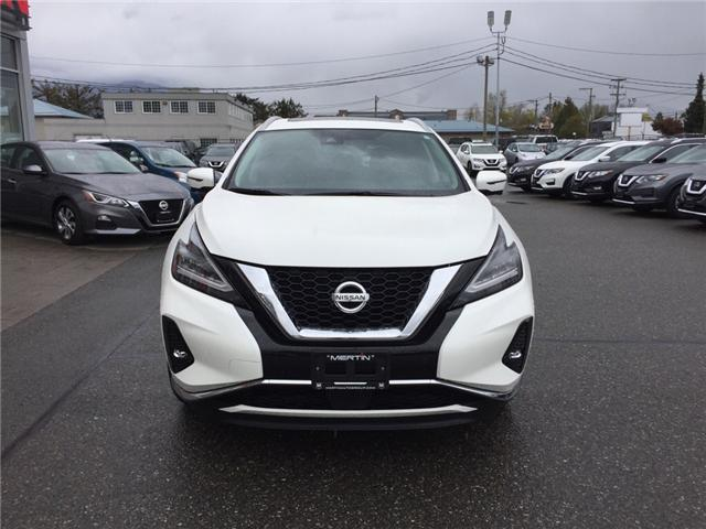 2019 Nissan Murano Platinum (Stk: N96-8684) in Chilliwack - Image 2 of 19
