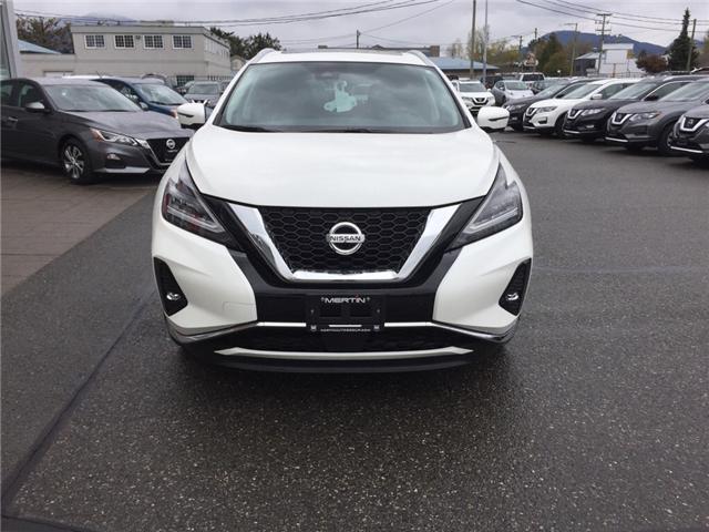 2019 Nissan Murano Platinum (Stk: N96-3890) in Chilliwack - Image 2 of 20