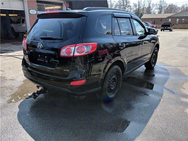 2012 Hyundai Santa Fe GL 3.5 Sport (Stk: ) in Cobourg - Image 3 of 9