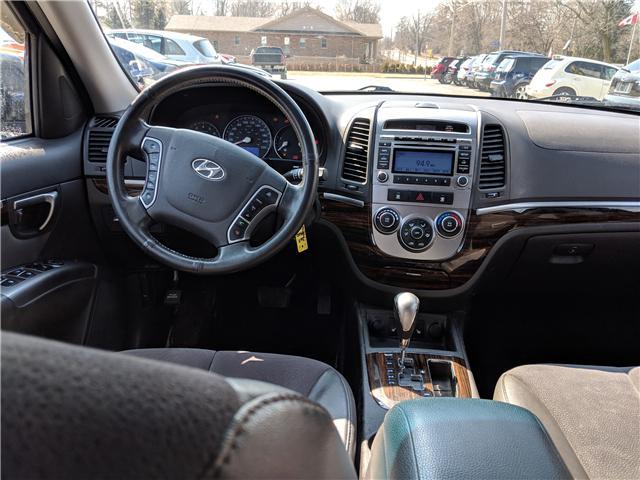 2012 Hyundai Santa Fe GL 3.5 Sport (Stk: ) in Cobourg - Image 5 of 9