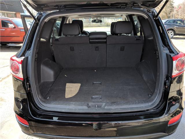 2012 Hyundai Santa Fe GL 3.5 Sport (Stk: ) in Cobourg - Image 8 of 9