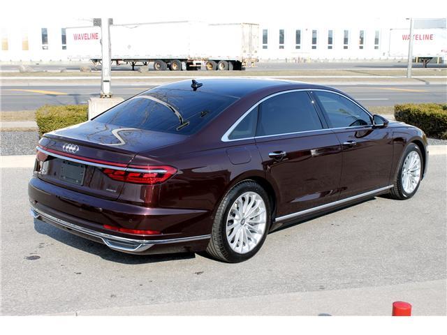 2019 Audi A8 L 55 (Stk: 16736) in Toronto - Image 5 of 25