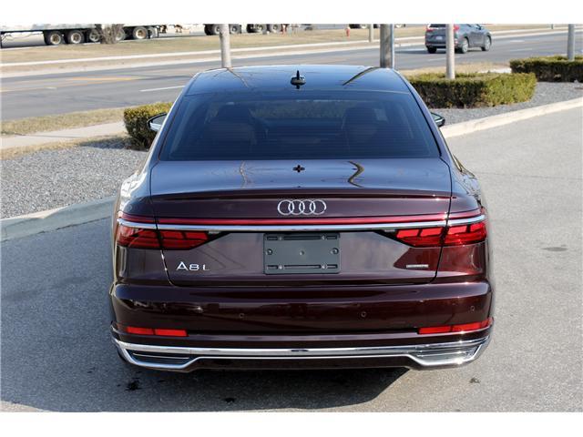 2019 Audi A8 L 55 (Stk: 16736) in Toronto - Image 6 of 25