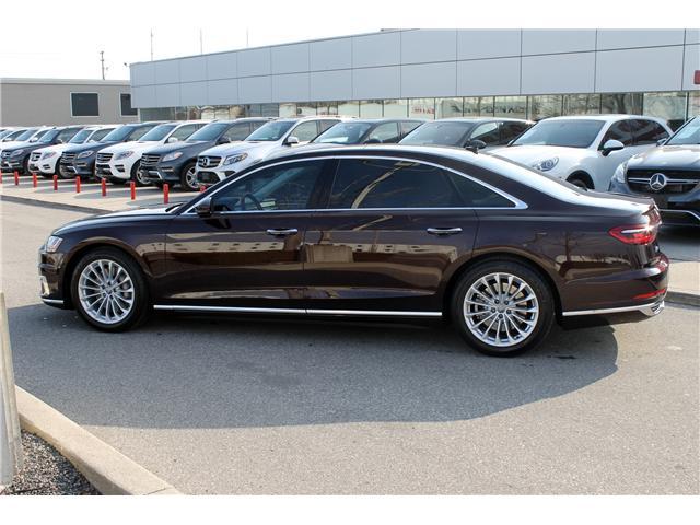 2019 Audi A8 L 55 (Stk: 16736) in Toronto - Image 8 of 25
