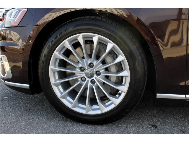 2019 Audi A8 L 55 (Stk: 16736) in Toronto - Image 9 of 25