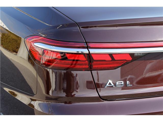 2019 Audi A8 L 55 (Stk: 16736) in Toronto - Image 11 of 25