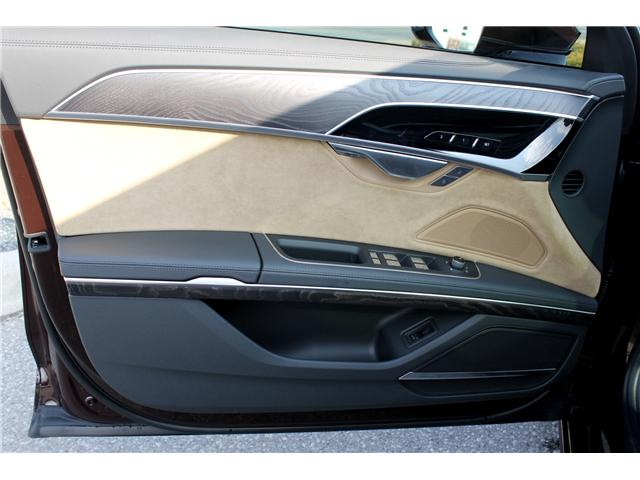 2019 Audi A8 L 55 (Stk: 16736) in Toronto - Image 12 of 25
