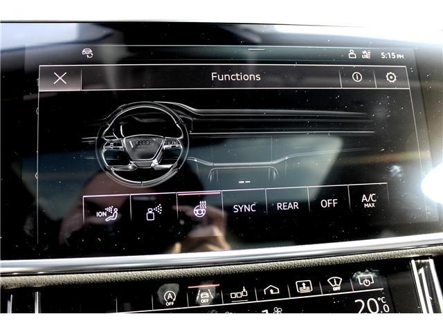 2019 Audi A8 L 55 (Stk: 16736) in Toronto - Image 18 of 25