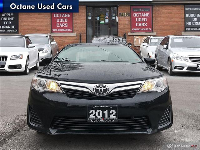 2012 Toyota Camry LE (Stk: ) in Scarborough - Image 2 of 23