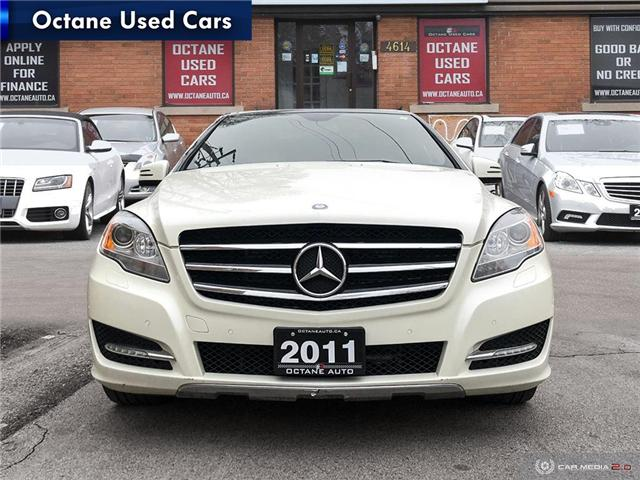 2011 Mercedes-Benz R-Class Base (Stk: ) in Scarborough - Image 2 of 25