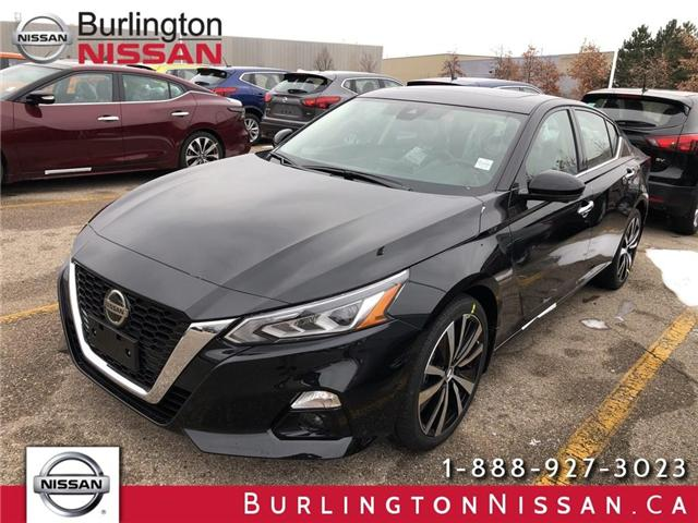 2019 Nissan Altima 2.5 Platinum (Stk: Y5508) in Burlington - Image 1 of 5