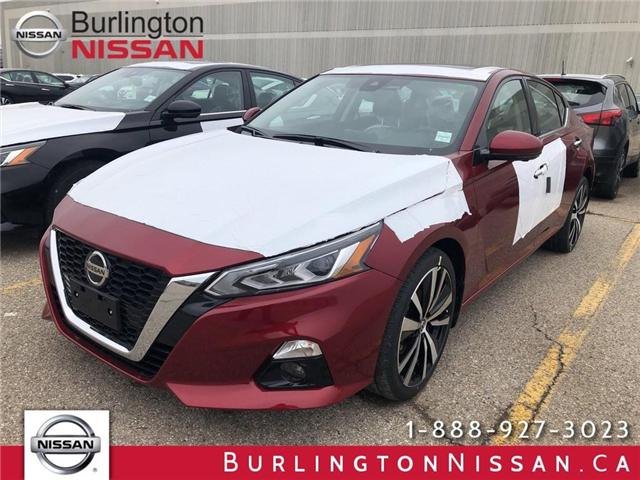 2019 Nissan Altima 2.5 Platinum (Stk: Y5515) in Burlington - Image 1 of 5