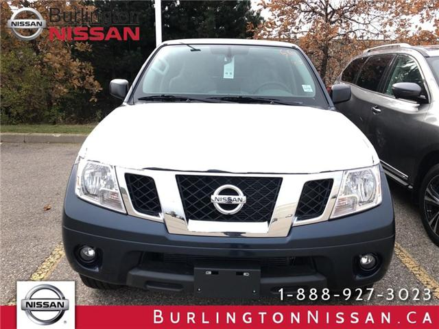 2019 Nissan Frontier SV (Stk: Y4002) in Burlington - Image 1 of 4
