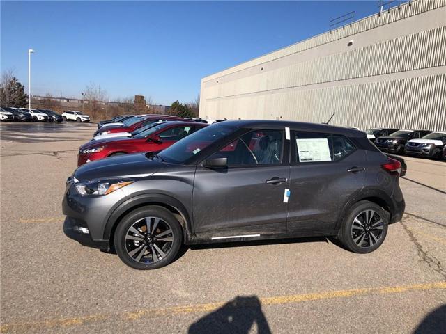 2019 Nissan Kicks SV (Stk: Y1119) in Burlington - Image 2 of 5