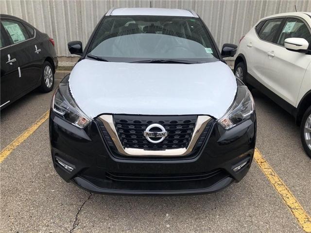2019 Nissan Kicks SR (Stk: Y1132) in Burlington - Image 2 of 5