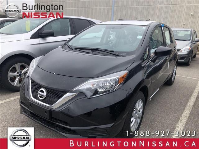 2019 Nissan Versa Note SV (Stk: Y1507) in Burlington - Image 1 of 5