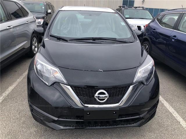 2019 Nissan Versa Note SV (Stk: Y1507) in Burlington - Image 2 of 5