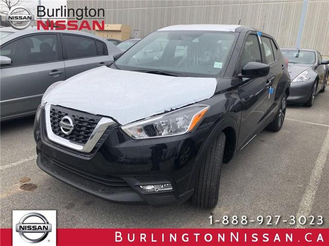 2019 Nissan Kicks SV (Stk: Y1142) in Burlington - Image 1 of 5