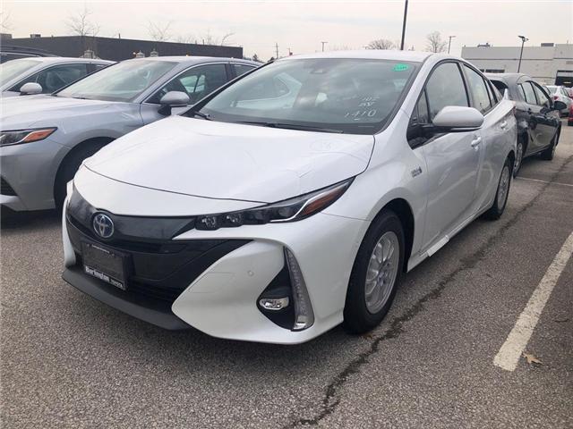 2019 Toyota Prius Prime Upgrade (Stk: 197016) in Burlington - Image 1 of 5