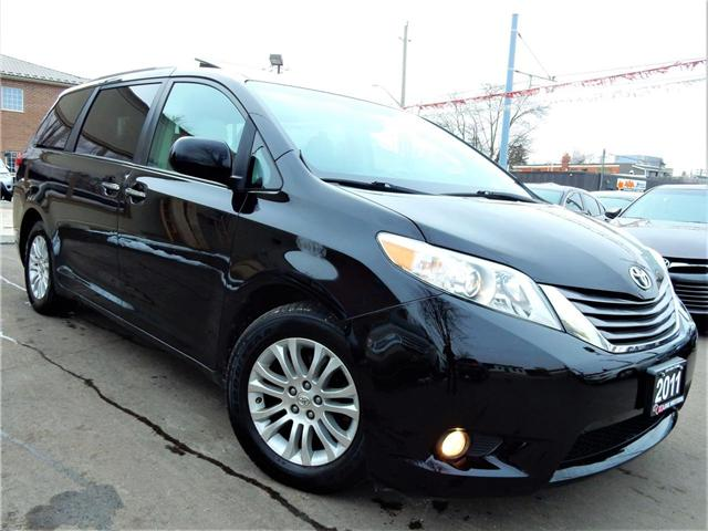 2011 Toyota Sienna  (Stk: 5TDYK3) in Kitchener - Image 1 of 29