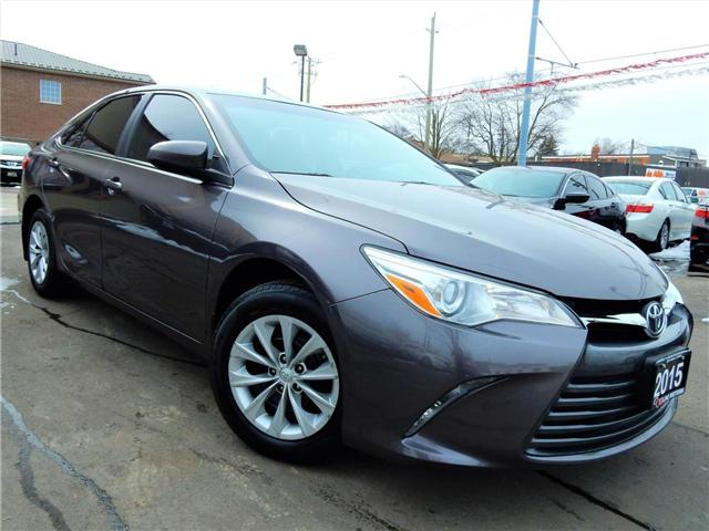 2015 Toyota Camry  (Stk: 4T1BF1) in Kitchener - Image 1 of 21