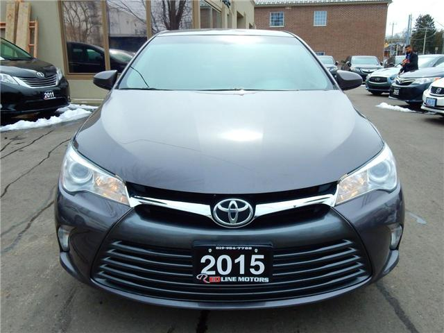 2015 Toyota Camry  (Stk: 4T1BF1) in Kitchener - Image 2 of 21