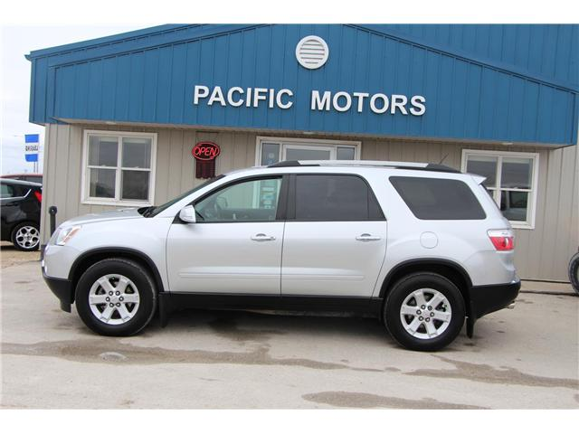 2012 GMC Acadia SLE (Stk: P9072) in Headingley - Image 1 of 19